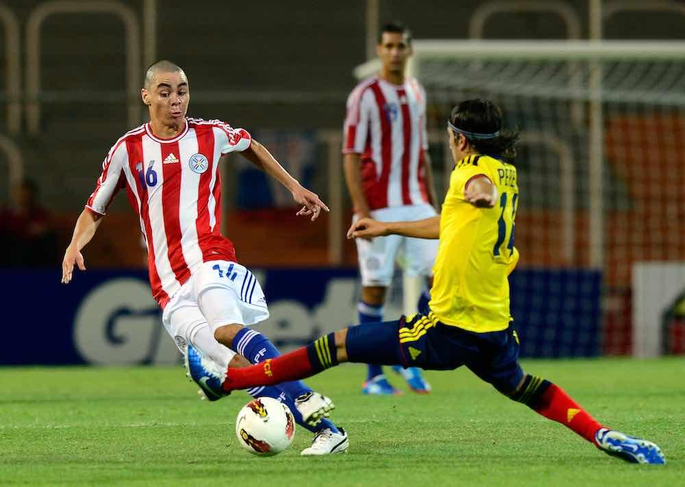 Miguel Almiron Paraguay U20