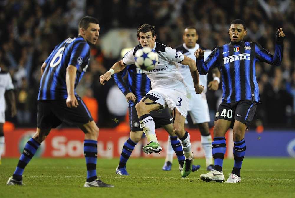 Nwankwo Obiora Gareth Bale Tottenham Spurs Inter