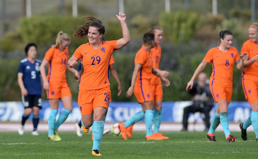 Siri Worm On Playing For Spurs And Netherlands National Team Ambition