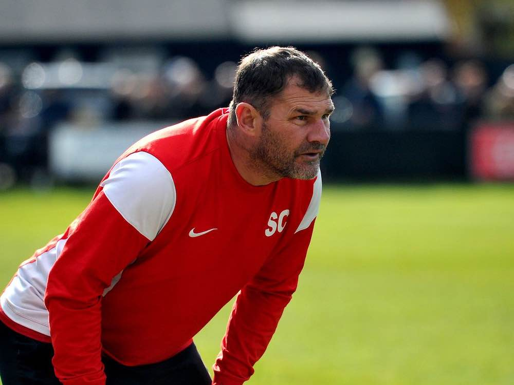 Steve Castle On Managing Non-League Royston Town And His Playing Days At Leyton Orient