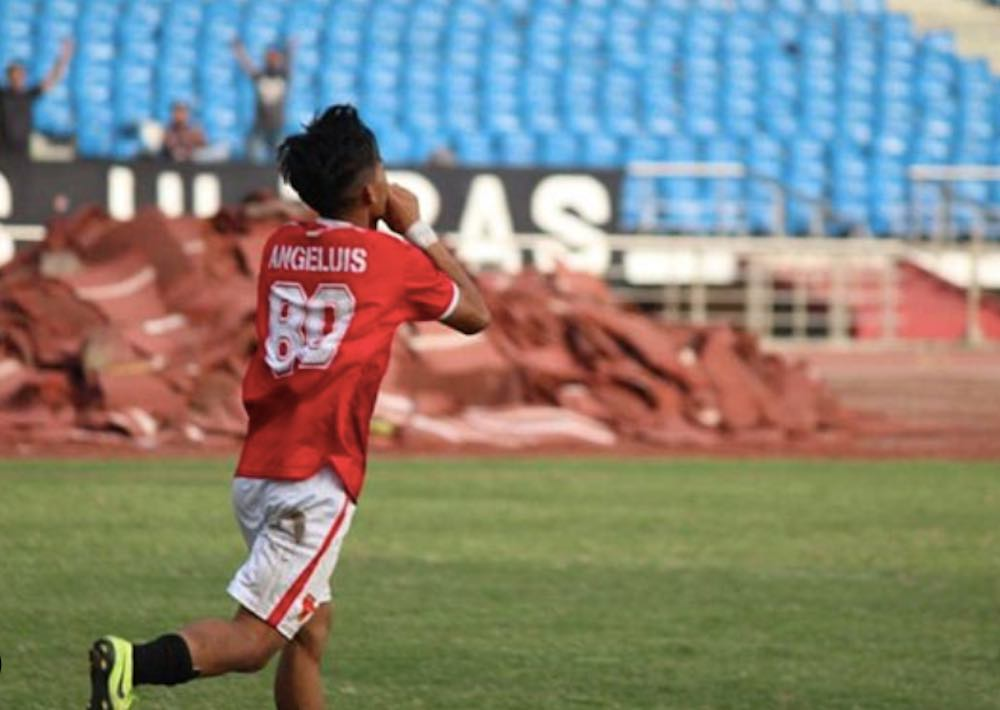 Delhi United's Angelius Maring On His Idols & Passion For Football In India