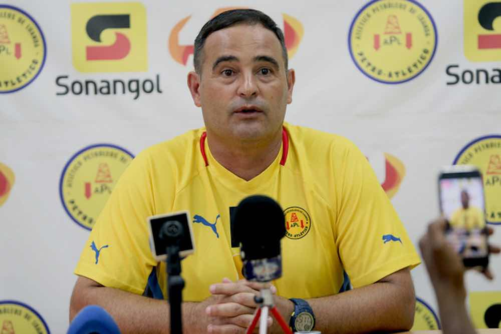 Angola Has Football Talent But No Desire To Develop It According To Former Boss Bianchi