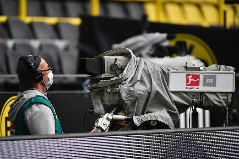Bundesliga TV Camera