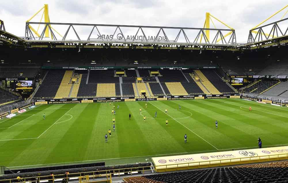 Dortmund Schalke geisterspiel