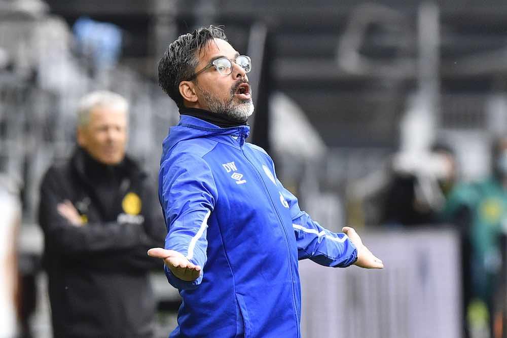 Dortmund Haunt Schalke As Bundesliga Makes A Ghostly Return