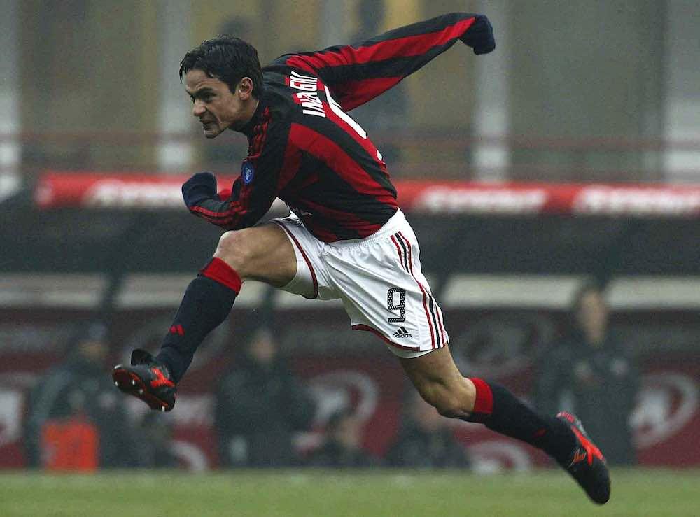 Filippo Inzaghi AC Milan 2003