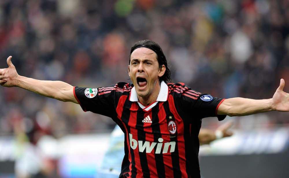 Italian Legends: Filippo Inzaghi