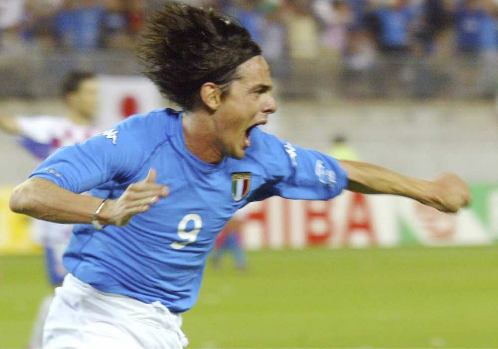 Filippo Inzaghi Italy