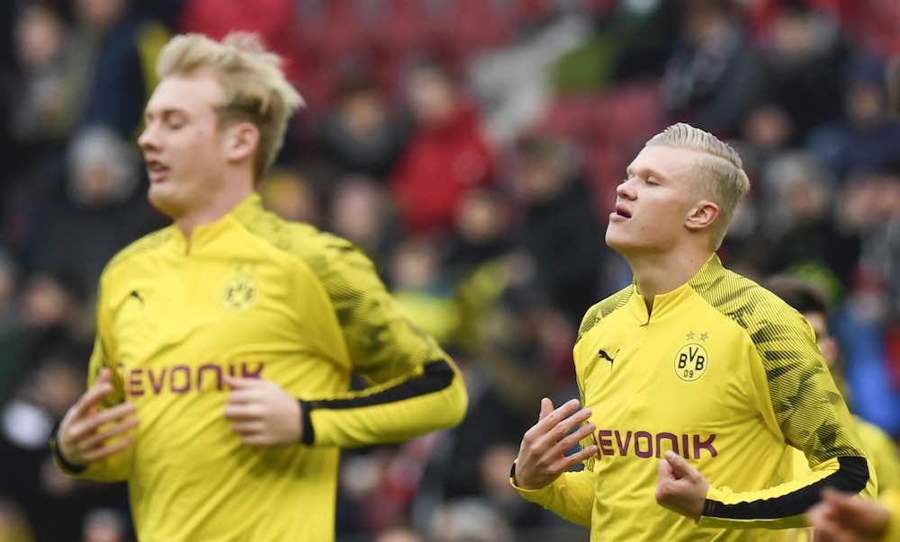 5 Exciting Youngsters To Watch Out For As Bundesliga Returns
