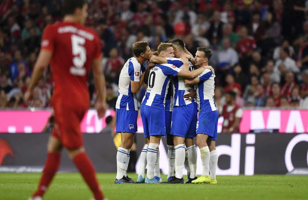 7 Players Hertha Berlin Are Banking On For A Bright Future