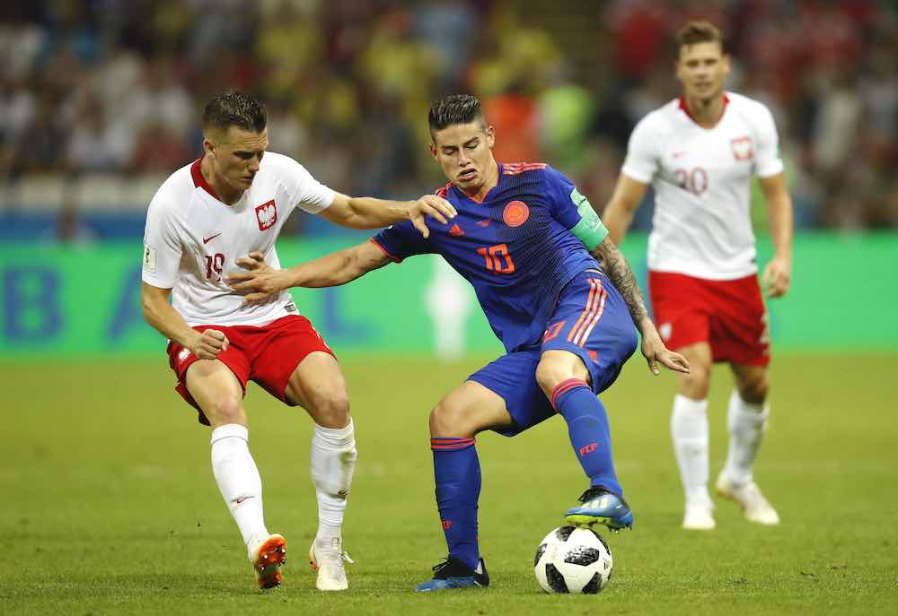 The James Rodriguez Alternatives Everton Could Target In The Transfer Window