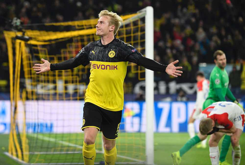 Julian Brandt Dortmund