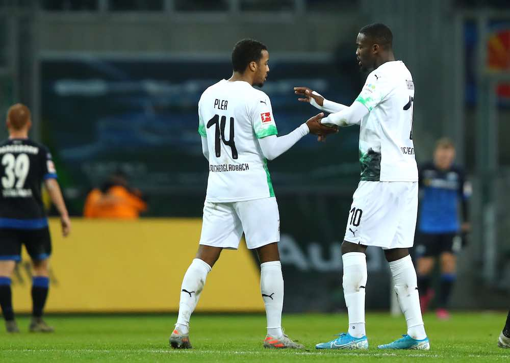 Thuram And Plea Lead The Way For Gladbach – 3 Takeaways From Gladbach 4 Union Berlin 1
