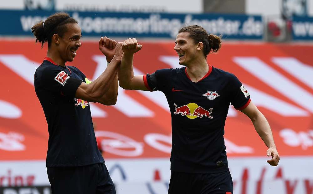 Goals Provide Perfect Filling In Bundesliga Weekend Sandwiched By Derbies