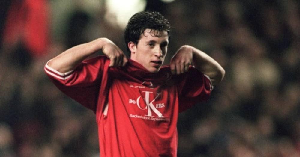 Robbie Fowler Dockers T Shirt