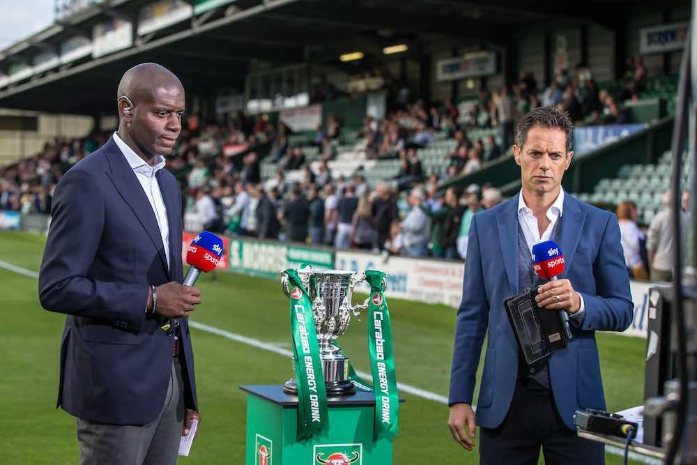 Scott Minto TV Sky Sports