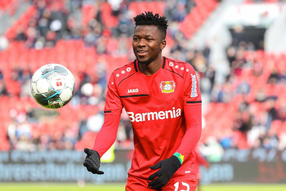Edmond Tapsoba – The Bayer & Bundesliga Star Giving Burkina Faso Hope On World Stage