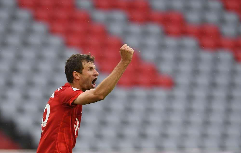 Thomas Muller Bayern 05-20