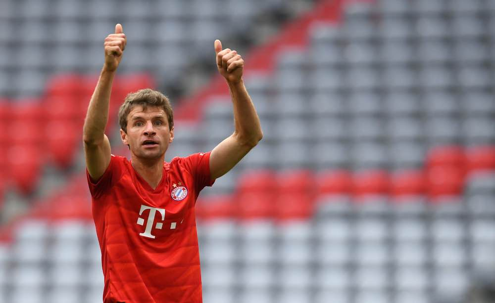 Assist King Thomas Müller Continues To Be A Pillar For Bayern