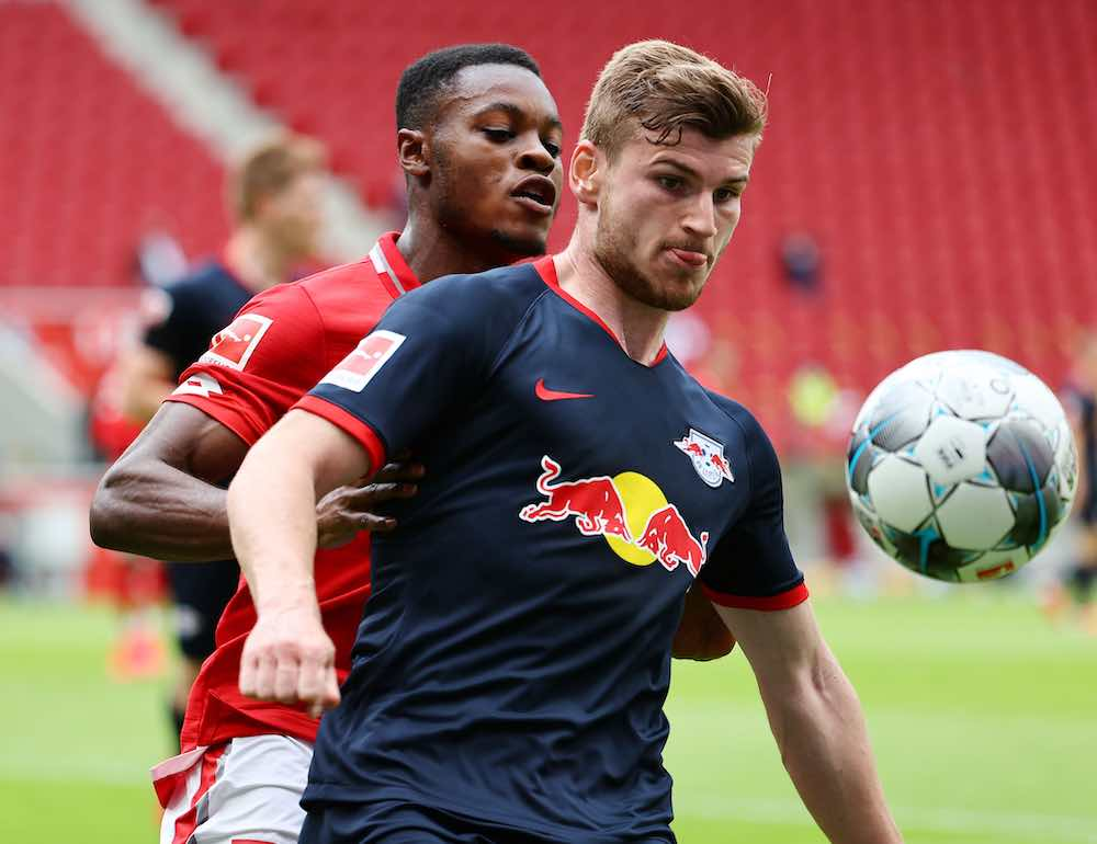 Chelsea Jumped At The Chance To Sign Timo Werner To Add Yet More Firepower