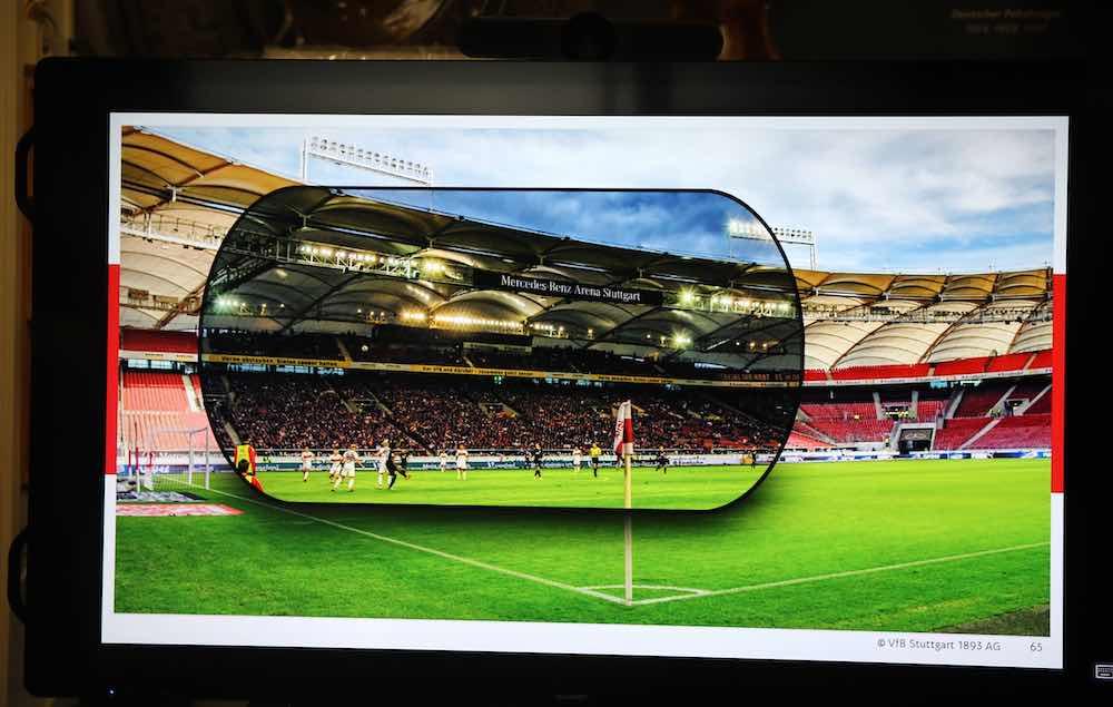 Virtual Reality Football