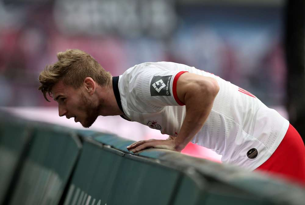 Werner Misses Poulsen As Leipzig Draw With Hertha