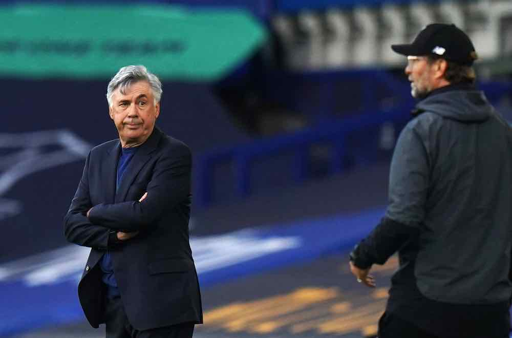 Ancelotti Klopp 6-20.