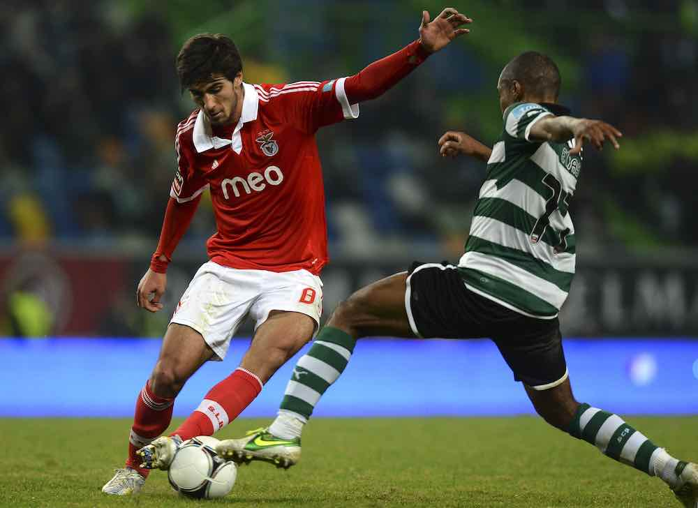 Andre Gomes Benfica