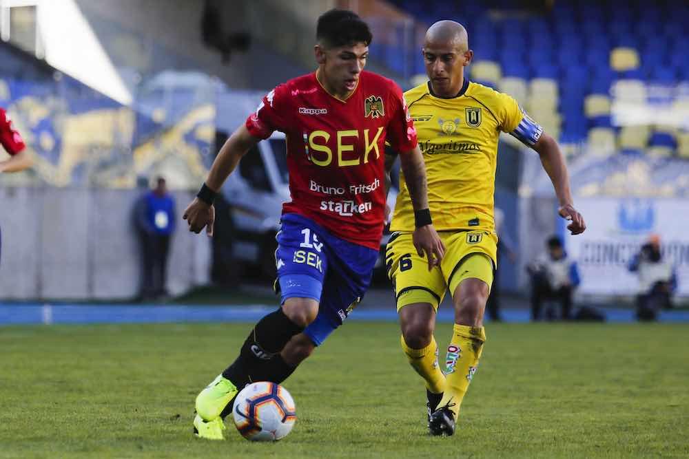 Carlos Palacios Chile Union Espanola