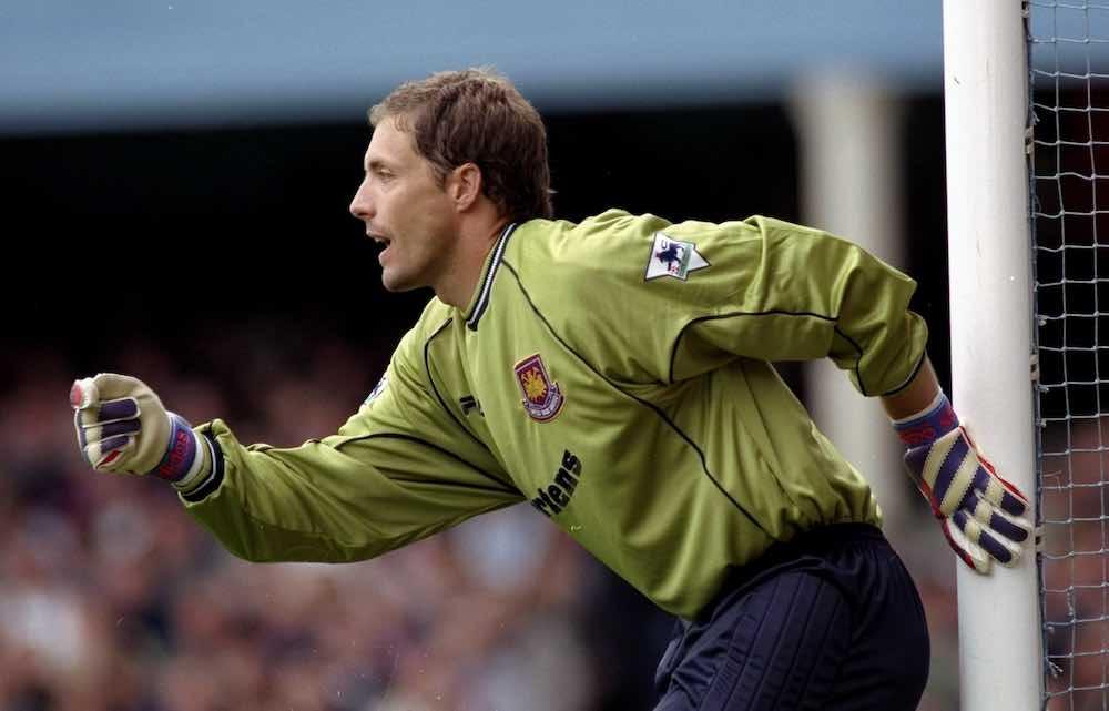 Craig Forrest West Ham 2