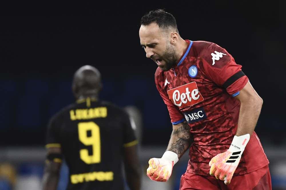 David Ospina Napoli 6-20