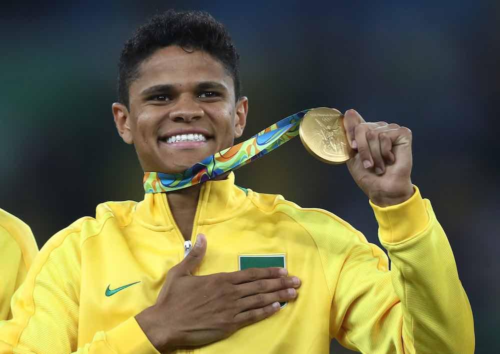 Douglas Santos Brazil Olympic Gold