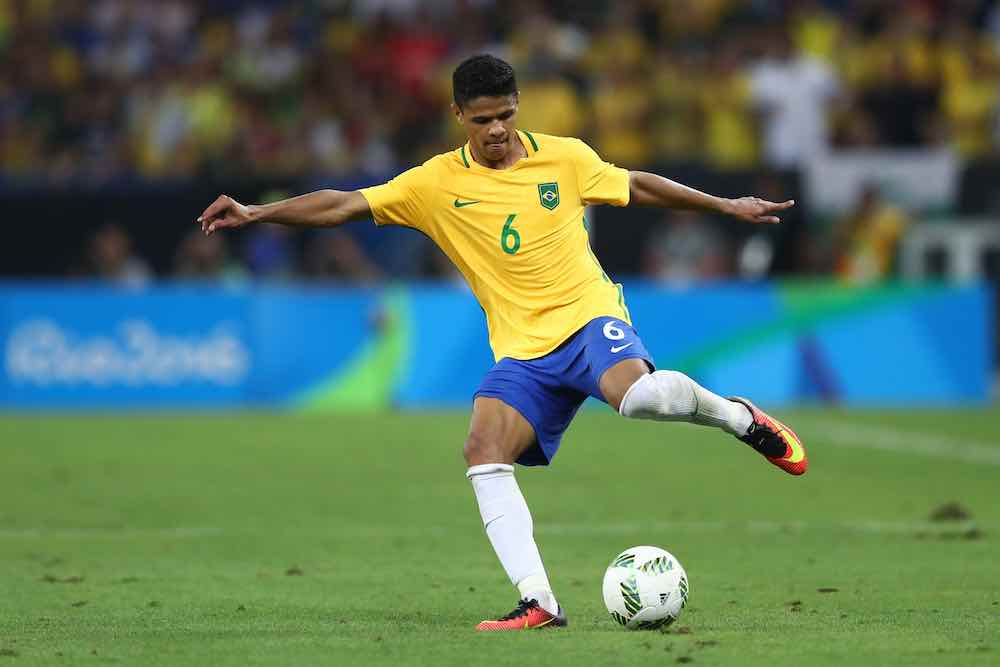 Douglas Santos On Winning Olympic Gold With Brazil Loving Life At Zenit