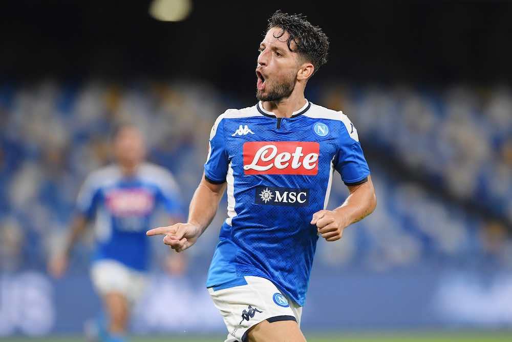 Dries Mertens' Record-Breaking Goal Sends Napoli Into The Coppa Italia Final