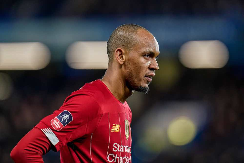 Fabinho: Liverpool Midfielder Puts In Dominant Display Befitting Of A Champion