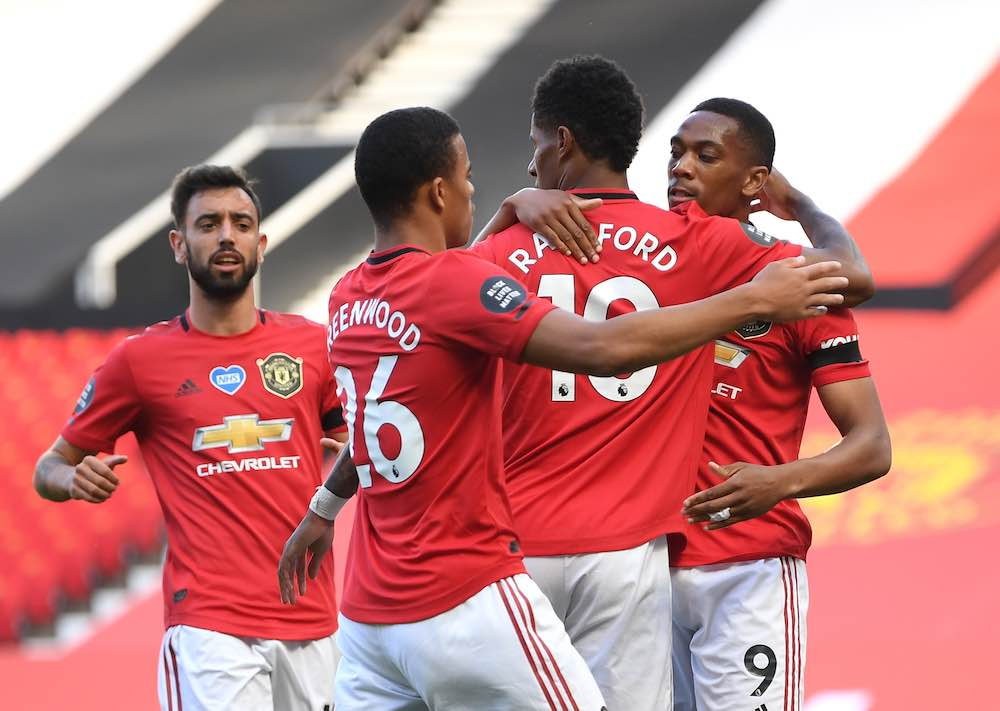 Mason Greenwood: The Certain Star In Manchester's New GMR