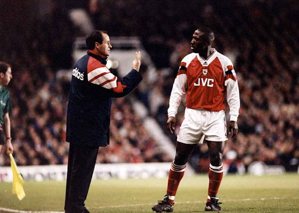 George Graham Kevin Campbell