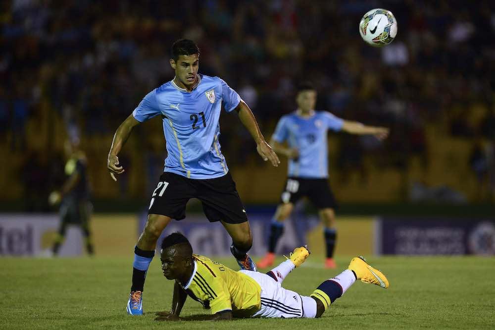 Guillermo Cotugno Uruguay U20