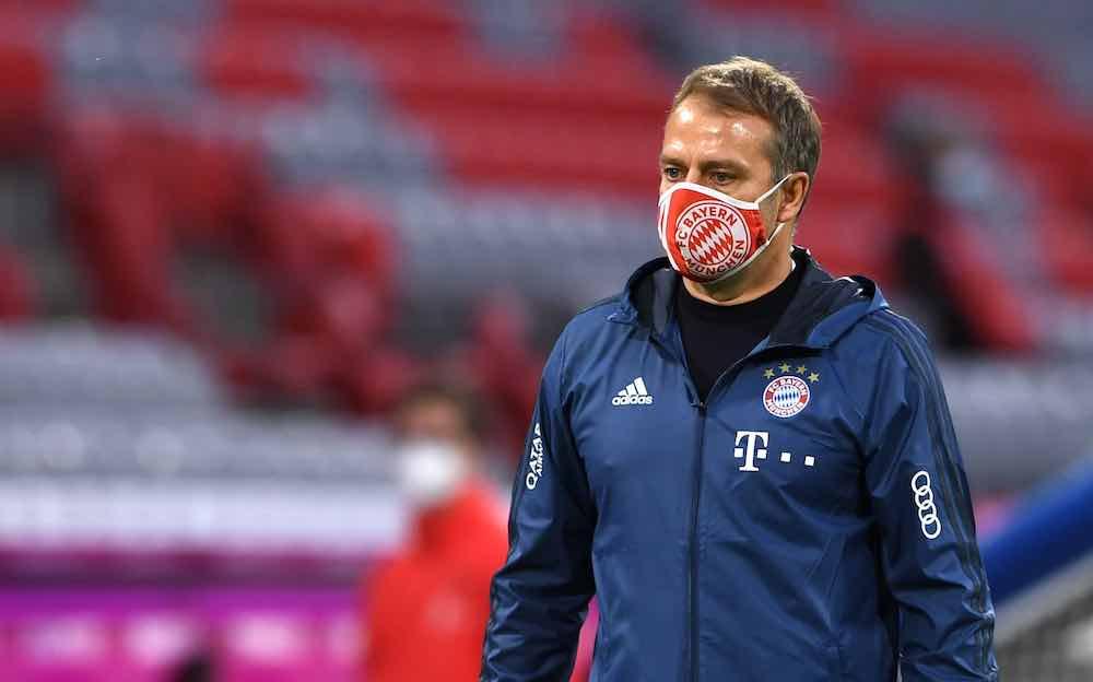 Hansi Flick Bayern Mask