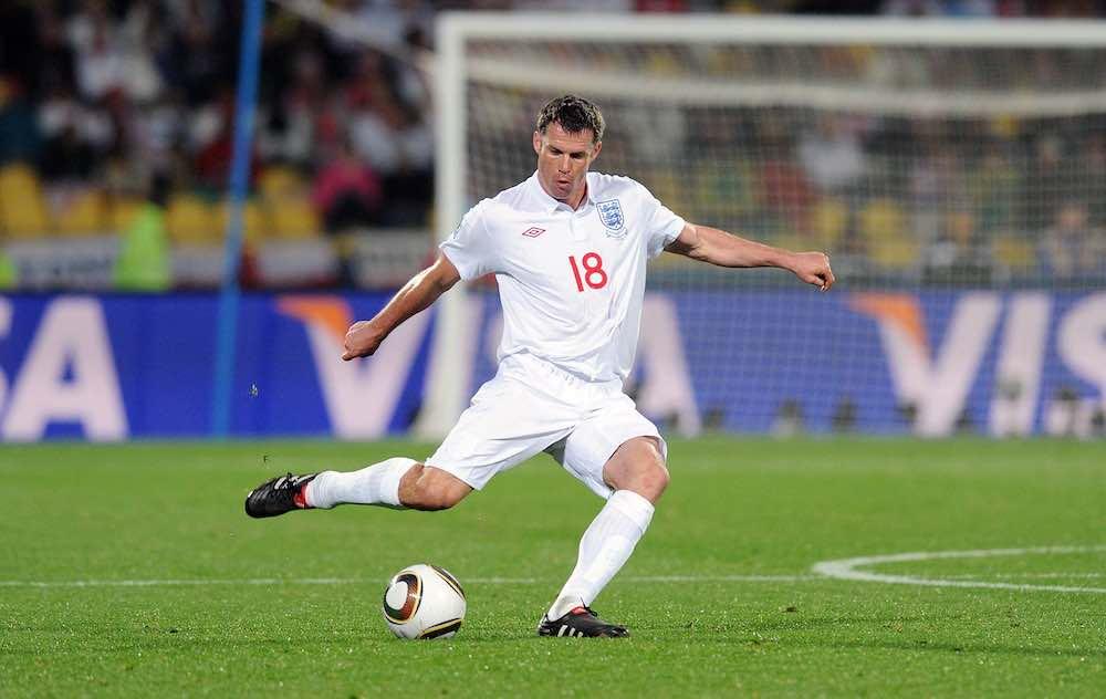 Jamie Carragher England