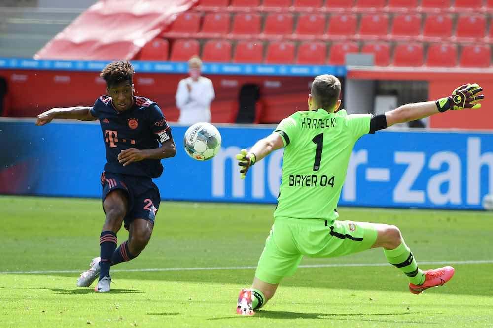 Coman And Davies Too Much For Bayer – 3 Takeaways From Leverkusen 2, Bayern 4