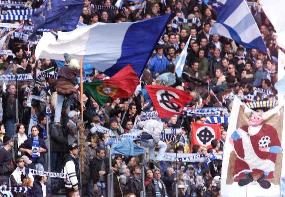 Lazio Fans neo nazi