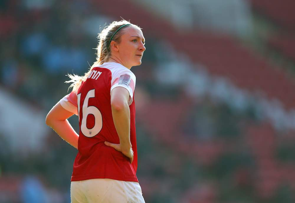 Louise Quinn Arsenal