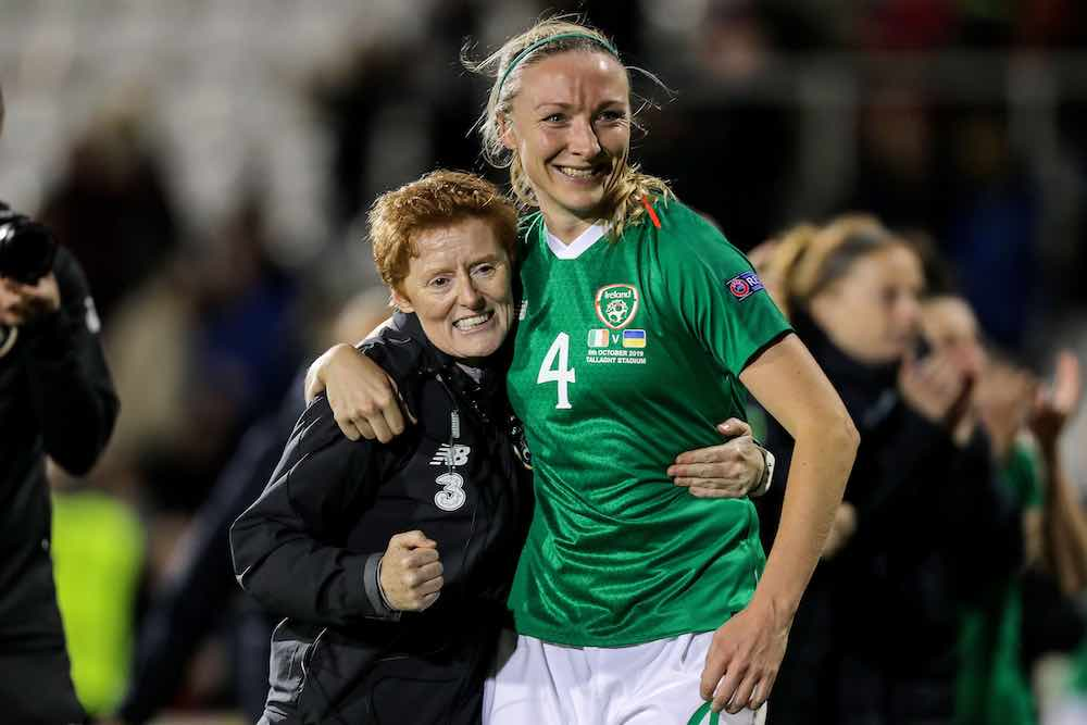 Louise Quinn On Playing For Arsenal And Representing The Republic Of Ireland