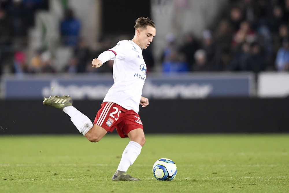 Maxence Caqueret Scout Report – Lyon's Real Gone Kid