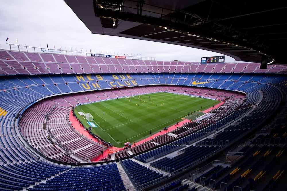 Mes Que un Club Camp Nou