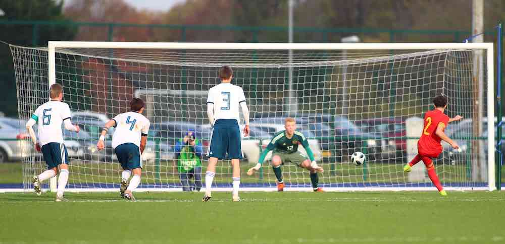 Neco Williams Wales Penalty