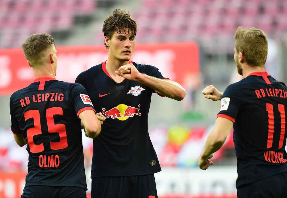 Patrik Schick Steps Up To Boost RB Leipzig's Champions League Qualification Hopes