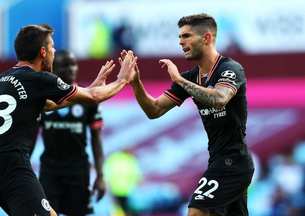 Pulisic Spark Ignites Chelsea While Villa Remain Stuck In A Rut – 3 Takeaways From Aston Villa 1, Chelsea 2