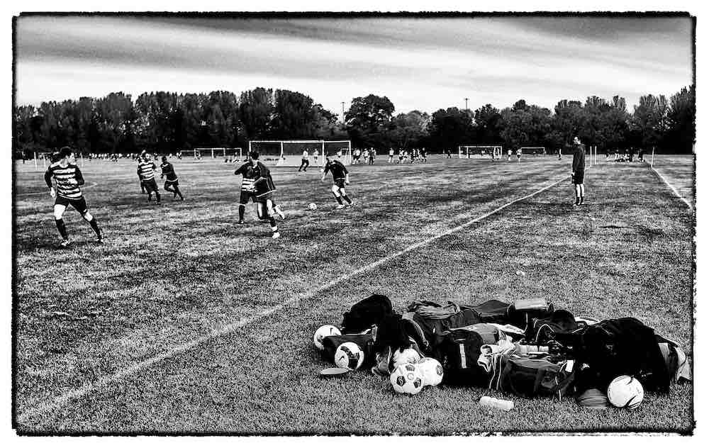 Sunday League Football Hackney MArshes